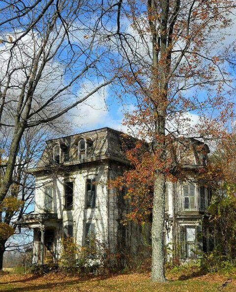 Haunted Places In Shelby Ohio: Haunted Houses, Akron Ohio And The Spirit On Pinterest