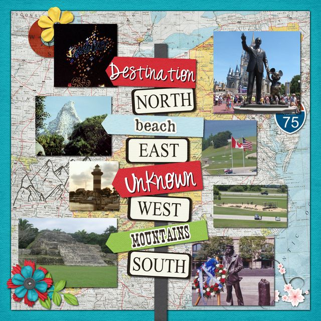 Great Road Trip Ideas: Scrapbook: Travel On Pinterest