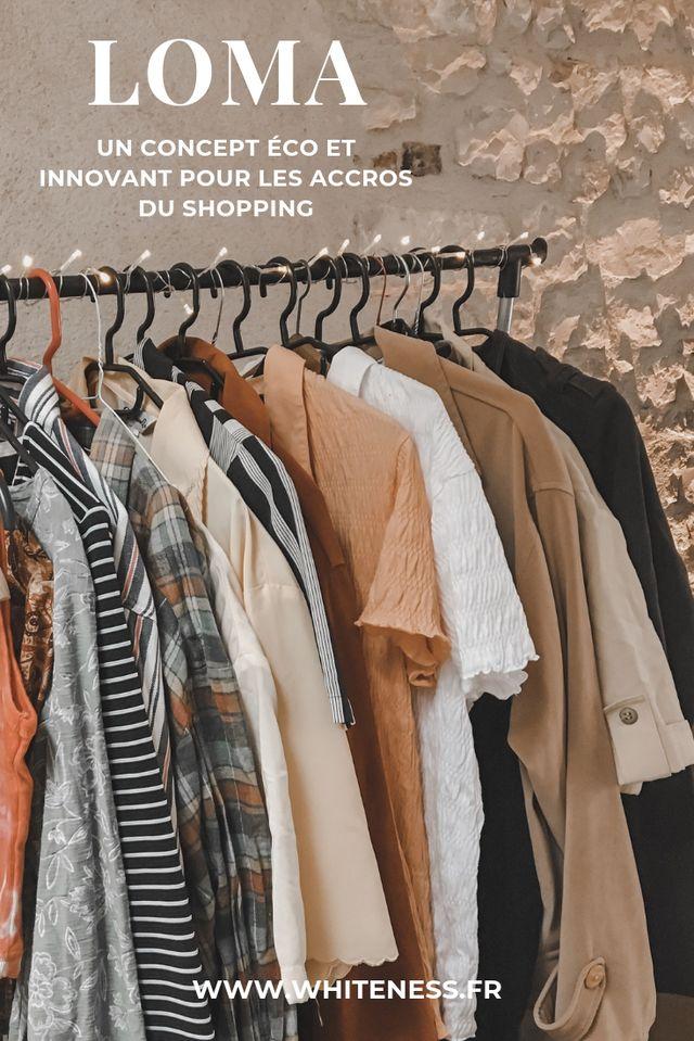 LOMA, un concept éco et innovant pour les accros du shopping