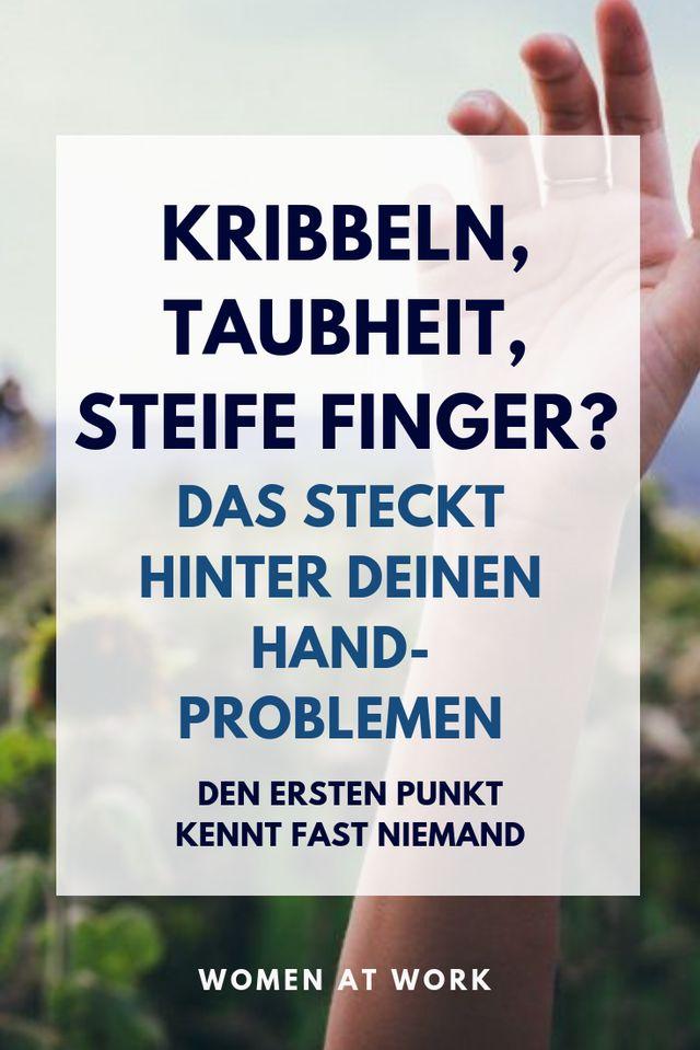 Ohne die Hände sind Alltag und Arbeit gar nicht zu bewältigen. Umso schlimmer ist es daher, wenn sie nicht wie gewohnt gehorchen wollen. Millionen Deutsche haben regelmäßige Beschwerden mit ihren Händen. Welche Symptome auftreten, was sich dahinter verbirgt und wie behandelt werden kann, hier im Überblick.
