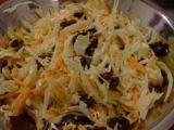 Receita Cole slaw - salada americana de repolho
