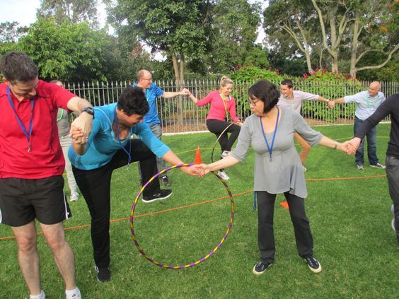 Mini Olympics is an active outdoor team building activity for corporate teams in Sydney. This competitive event will have your team laughing non stop.: