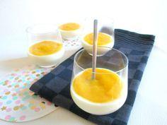 Panna cotta (zonder gelatine) is heel makkelijk om te maken en het perfecte dessert voor een etentje!