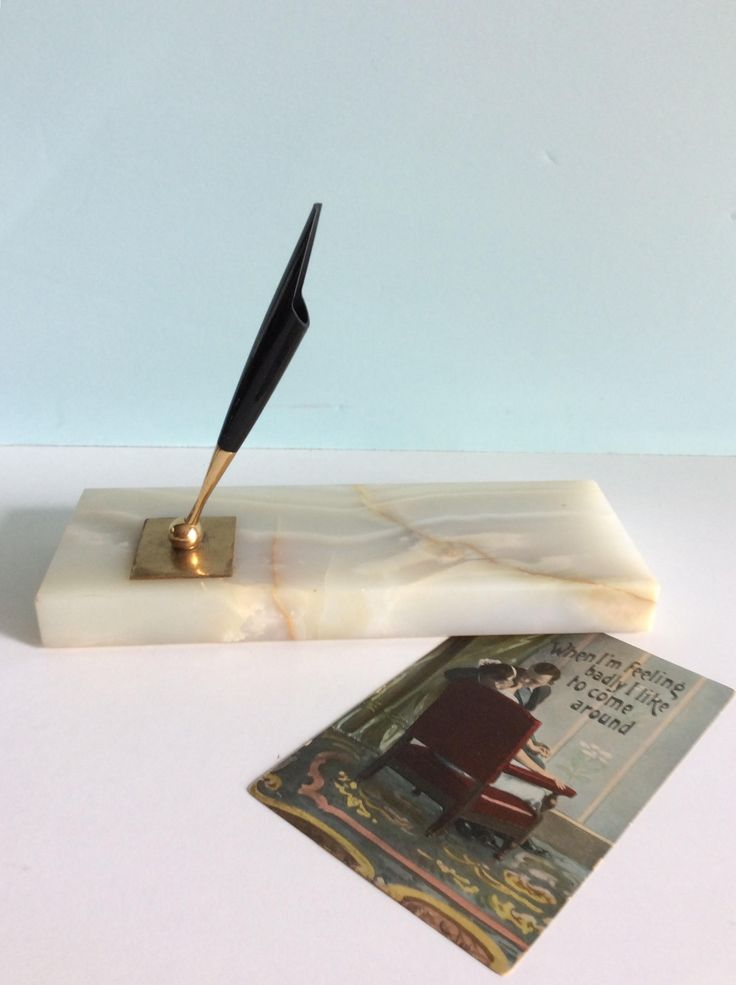 Excited to share the latest addition to my #etsy shop: Art Deco Parker Pen Desk Set, Modernistic Magnetic Parker Fountain Pen Marble Desk Set, Antique Fountain Parker Pens, 1930's Office/Library http://etsy.me/2FOdaNA #housewares #office #beige #birthday #christmas #bl