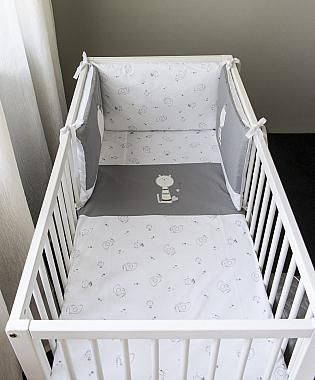 Pościele   Komplety pościeli do łóżeczka   łóżeczka, meble, pościel dla dzieci, dziecięca - Sprawdź ofertę   Muzpony.pl