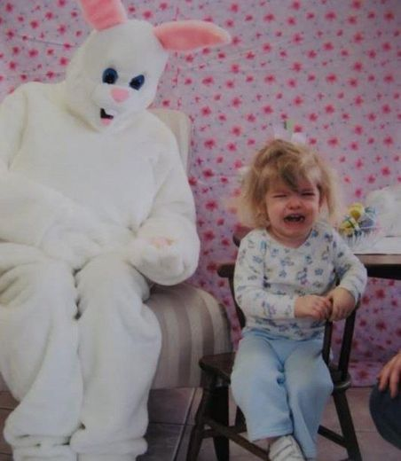 17 best images about the scary easter bunny on pinterest