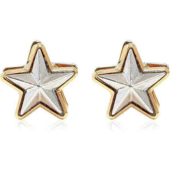 Givenchy Women Stars Magnetic Earrings ($275) ❤ liked on Polyvore featuring jewelry, earrings, accessories, givenchy, earrings jewelry, magnet earrings, magnetic jewelry and star earrings