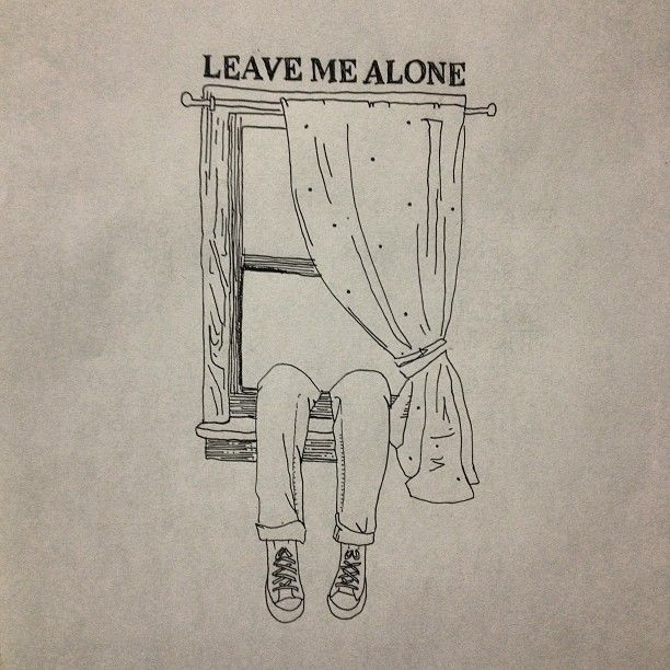 leave me alone sad boy - photo #22