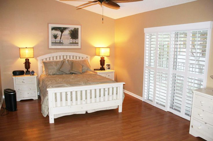 63 best images about master bedroom window treatments on - Bedroom with sliding glass doors ...