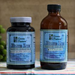 Blue Ice Fermented Cod Liver Oil for Vitamin D and Vitamin A - Night blindness may be a lack of Vitamin A  and nearsightedness (myopia) lack of Vitamin D
