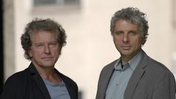 #Tatort Team München - ab Januar 1991 - Udo Wachtveitl als Hauptkommissar Franz Leitmayr und Miroslav Nemec als Hauptkommissar Ivo Batic
