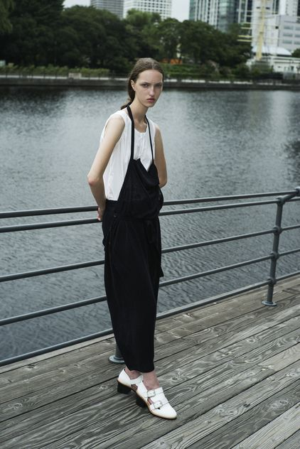 Y's by Yohji Yamamoto Ready To Wear Spring Summer 2015 Paris