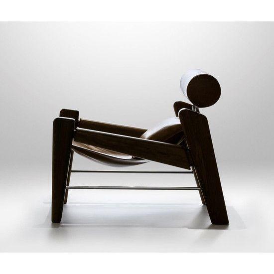 Vintage Serfa Armchair by Zanini de Zanine ESPASSO