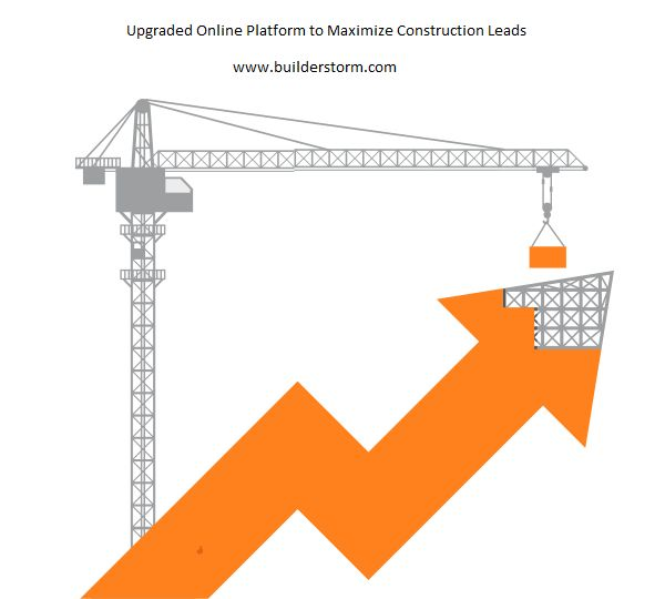 Newly upgraded online platform is a great way to maximise construction leads by optimising operations efficiency. Click in to know what BuilderStorm declares