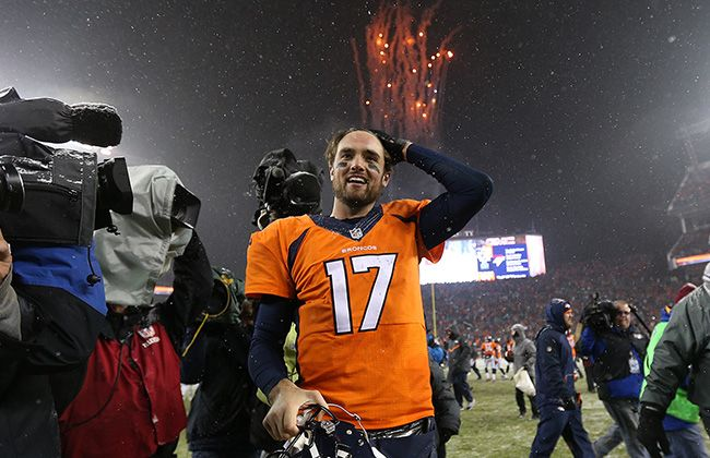 Calm, cool and collecting a win - Broncos vs. Patriots - 11/29/15