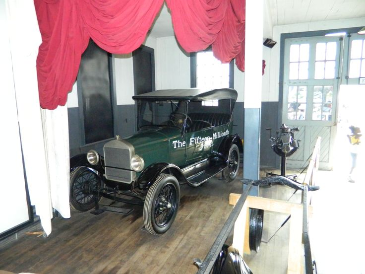 In side Ford Motor Company