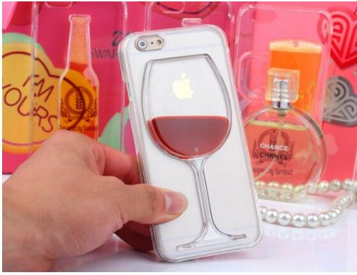 Liquid Quicksand Clear Transparent Cellphone Soft Back Cover for Cases for Apple iPhone 4 4S 5C 5 5S 6 6S 6 Plus