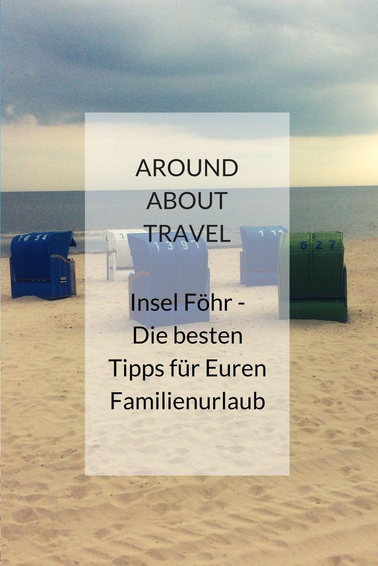 Traumhafte Strände, romantische Friesenhäuser, das Wattenmeer, Reizklima und ein Haufen Aktivitäten für Familien und Kinder. #föhr #nordsee #reisen #kinder #familien #urlaub #familienurlaub
