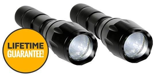 Tac Light - Military Grade, High Performance Tactical Flashlight