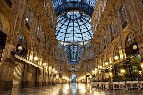 Wereldberoemd om de echte #Italiaanse #koffie en de haute couture niet te vergeten: #Milaan.