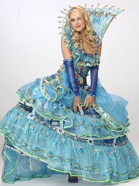 Маскарадный костюм принцесса