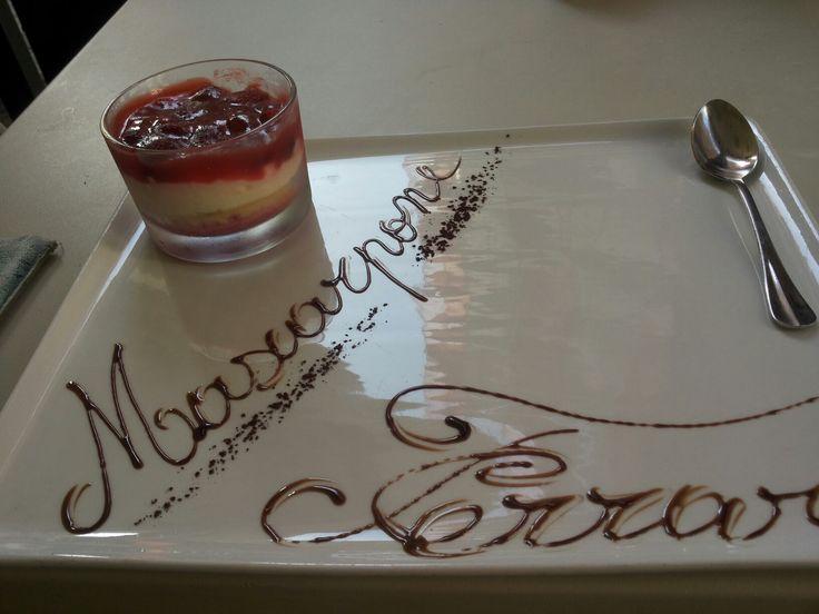 Quando nessuno ti può consolare con le parole, esistono i dessert.