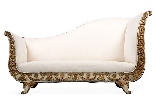 18th-C. Empire Canapé on OneKingsLane.com