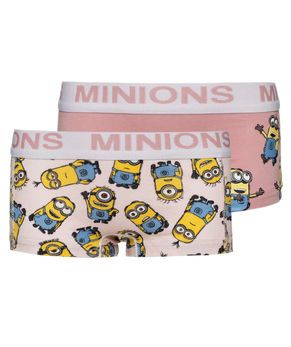 KIDS NITMINIONS 2-PACK HIPSTER