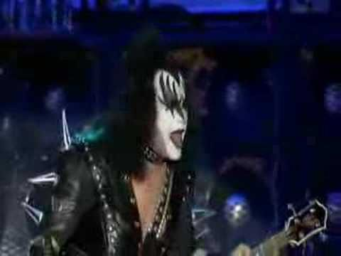 Strutter by KISS