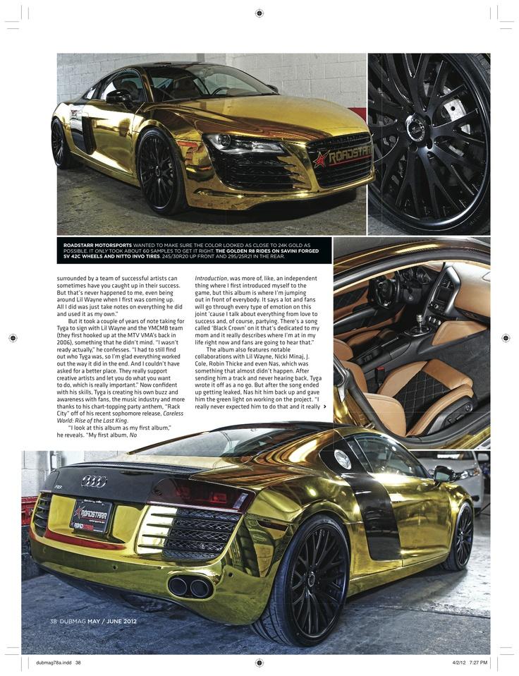 55 best Tyga images on Pinterest | Hiphop, Tyga and Tyga quotes Tyga Gold Audi R Belts on tyga gold toilet, tyga gold shoes, tyga r8 s, tyga gold watch, tyga gold chain, tyga gold bricks, tyga audi v8, tyga latest shoes, tyga gold bugatti, tyga gold chair, tyga gold cars, tyga t-raww shoes, tyga groupie tales,