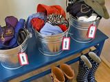 Clever Organizers: Beyond the Pail