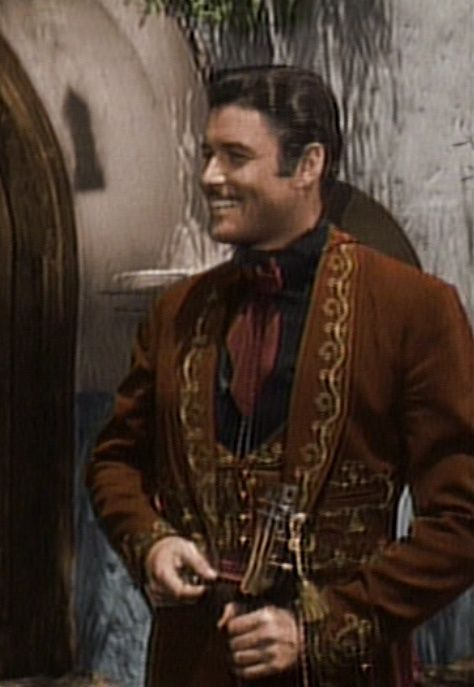 Don Diego de la Vega is the main progatonist in the 1957 TV series, Zorro. He is a young scholar who's alter ego is El Zorro.