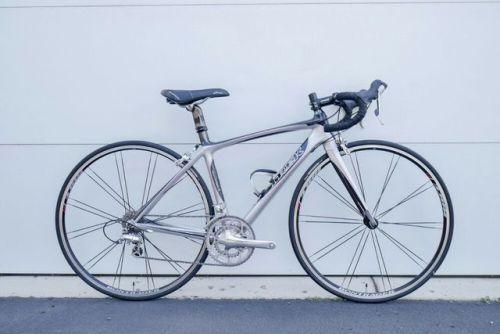 buy USED 2008 Trek Madone 5 1 WDS 47cm Carbon Road Bike 2x10