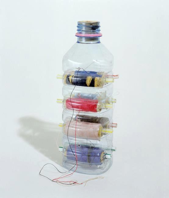 Сокровища рядом, или Пластик вам в помощь - Ярмарка Мастеров - ручная работа, handmade