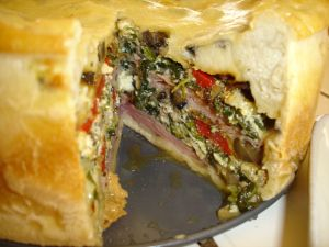 Torta Rustica | Dinner with Jonny