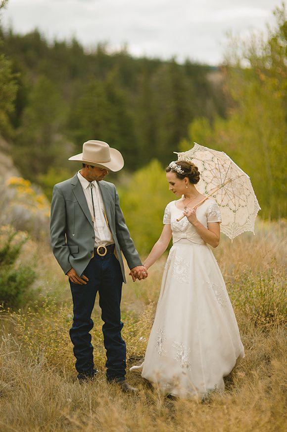 Canadian Ranch Wedding by Nordica