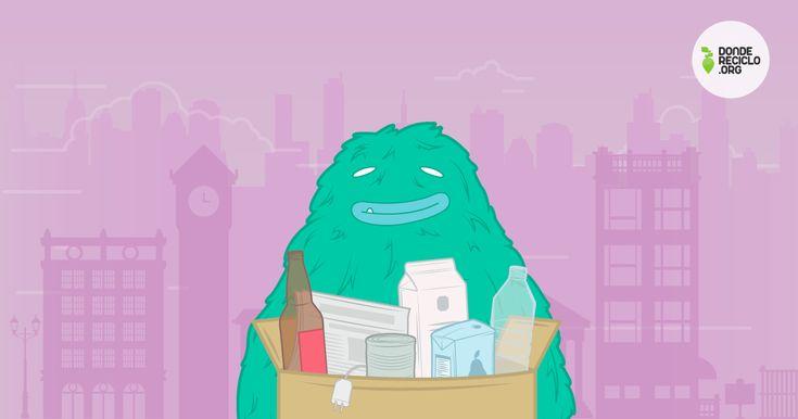 Estoy reciclando y me sumé a la comunidad de DondeReciclo.org. ¿Qué esperás? Sumate!