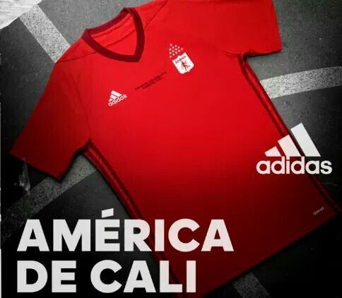 Esta será la camiseta con la que América jugará en su regreso a la Liga Águila.