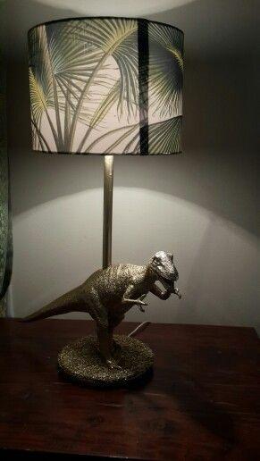 Dinosaur Lamp 1