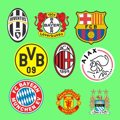 저같이 축구를 좋아하시는 분들이나 혹시라도 축구에 대한 프레젠테이션을 진행하시는 분들에게는 금쪽같은 자료입니다. 유럽 축구 클럽들의 로고나 문장들이 총망라되어 있는 사이트죠. PNG타입이라 배경색이 없어 프레젠테이션엔 딱입니다.   놀라운 것은 해당 클럽의 옛날 로고들까지 모두 제공한다는 점이죠. 맨체스터 유나이티드만 해도 미세하게 계속 로고가 바뀌어왔거든요. 크기는 400x400으로 딱 좋은 사이즈입니다