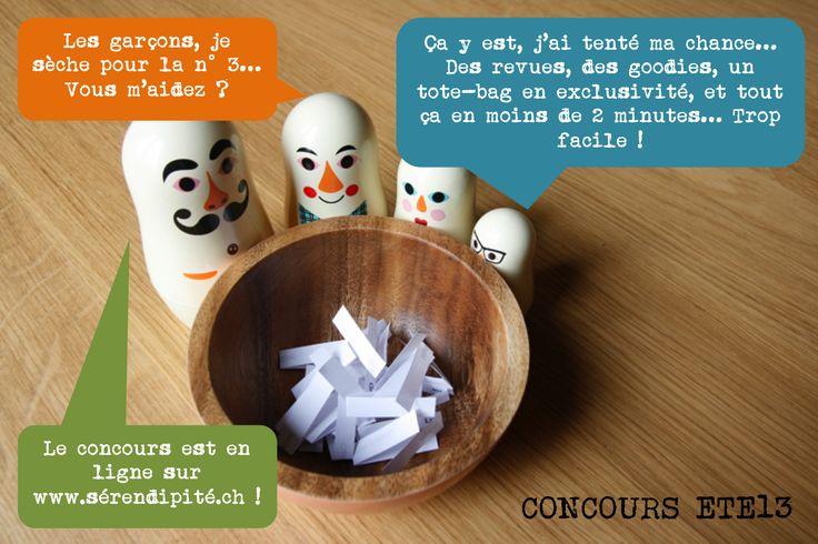 www.sérendipité.ch/concours-ete13