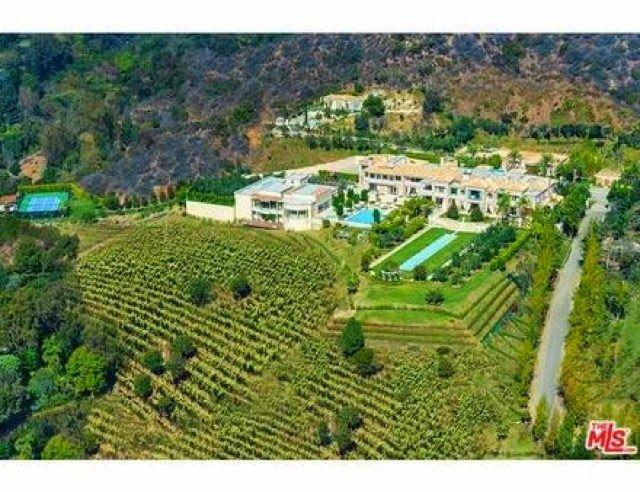 Vive Miami Compra Miami : 9505 Lania Lane Beverly Hills, CA 90210