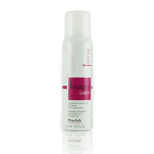 £28.95 (RRP £30) Phasilab Instant Calm Spray quickly and effectively provides comfort and calm to irritation and redness in the skin. Perfect for all skin types including highly sensitive and inflamed skin or for post procedure.