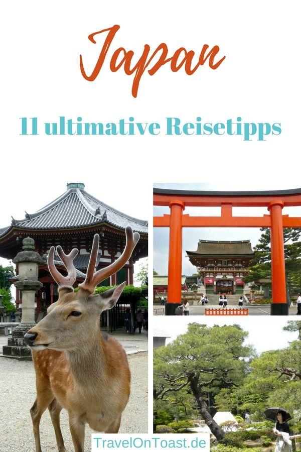 (Werbung) 11 Japan Highlights: Die schönsten Sehenswürdigkeiten wie Tempel, Geishas, Sumo Ringer und Onsen in Städten wie Tokio, Kyoto und Nara #Japan