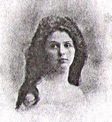 Pauline Tarn, aka Renée Vivien.