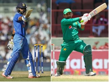 India vs Pakistan, ICC Champions Trophy 2017, Live cricket score and updates: Toss coming up shortly - Firstpost