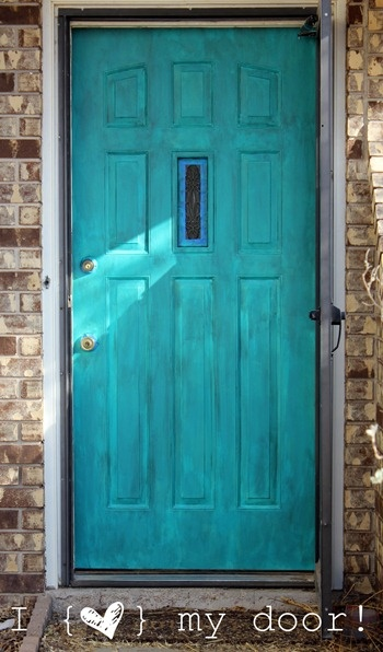 The 25 Best Turquoise Front Doors Ideas On Pinterest