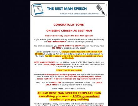 Best 25+ Best man speech template ideas on Pinterest Best man - freedom of speech example template