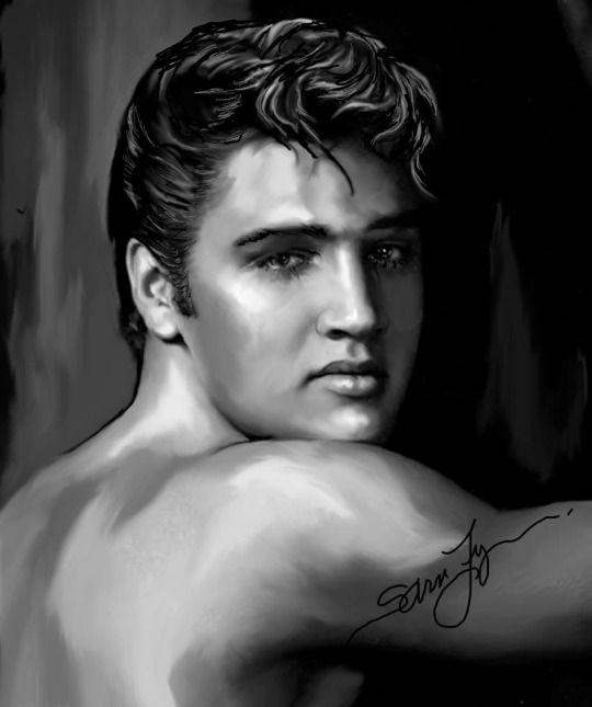 Elvis Presley forever                                                       …