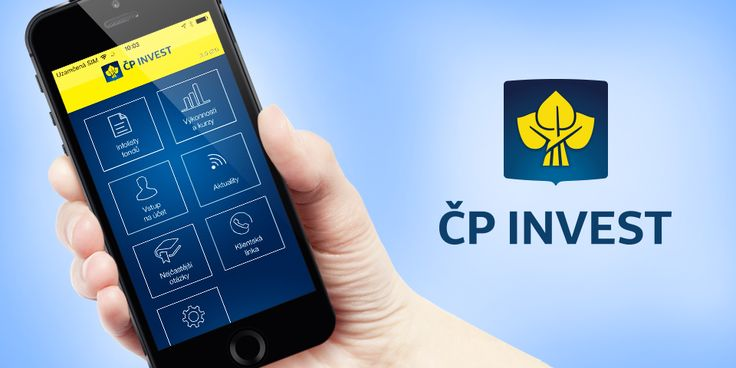 Application ČP INVEST is a practical assistant for all the owners of mobile phones interested in investment to mutual funds.